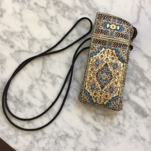 Authentic Phone Bag